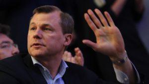 Дмитрий Страшнов - бывший глава Почты России